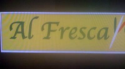 Photo of Italian Restaurant Al Fresca at 1768 Main St, Tewksbury, MA 01876, United States