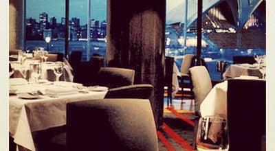 Photo of Australian Restaurant Aria Restaurant at 1 Macquarie St., Sydney, NS 2000, Australia