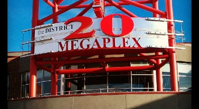 Photo of Multiplex Megaplex 20 at 3761 W Parkway Plaza Dr, South Jordan, UT 84095, United States