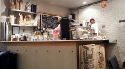Photo of Coffee Shop Everyman Espresso at 136 E 13th St, New York, NY 10003, United States