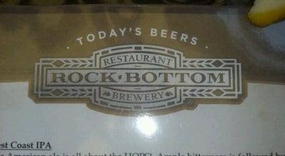 Photo of American Restaurant Rock Bottom Restaurant & Brewery at 9627 E County Line Rd, Englewood, CO 80112, United States