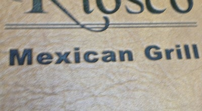 Photo of Mexican Restaurant Kiosco Mexican Restaurant at 3011 Spring Garden St, Greensboro, NC 27403, United States