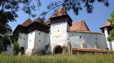 Photo of Historic Site Biserica Evanghelica Fortificata Viscri at Dj104l, Viscri, Romania