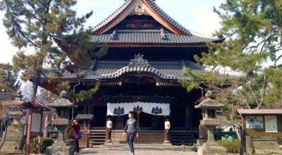 Photo of Buddhist Temple 信濃国分寺 at 大字国分1049, 上田市, Japan