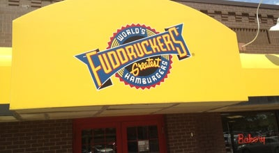 Photo of Burger Joint Fuddruckers at 3801 Minnesota Dr., Bloomington, MN 55435, United States
