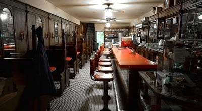 Photo of American Restaurant Mecca at 13 E Martin St, Raleigh, NC 27601, United States