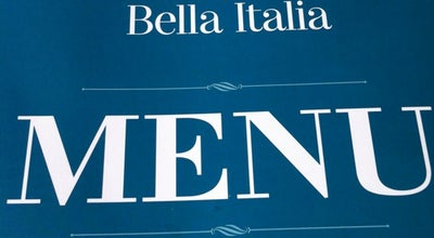 Photo of Italian Restaurant Bella Italia at 75 Victoria St, Blackpool FY1 4RJ, United Kingdom
