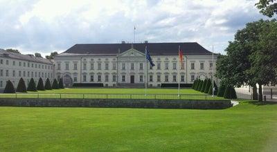 Photo of Palace Schloss Bellevue at Spreeweg, Berlin 10557, Germany