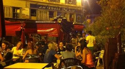 Photo of Bar Au Petit Nice at 28 Place Jean Jaurès, Marseille 13001, France