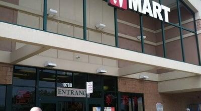 Photo of Supermarket Super H Mart at 10780 Fairfax Blvd, Fairfax, VA 22030, United States