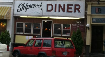 Photo of Diner Tim's Shipwreck Diner at 46 Main St, Northport, NY 11768, United States