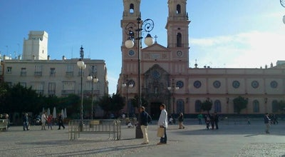 Photo of Plaza Plaza de San Antonio at Plaza San Antonio 9, Cadiz 11001, Spain
