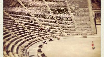 Photo of Historic Site Επίδαυρος (Epidaurus) at Επίδαυρος, Greece