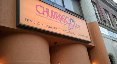 Photo of Portuguese Restaurant Churrasco Villa at 254 Eglinton Ave. E, Toronto, ON M4P 1K2, Canada