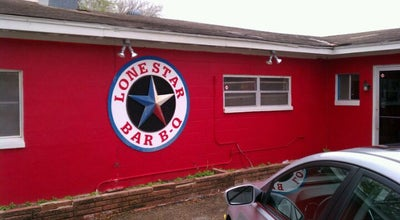 Photo of BBQ Joint Lone Star Bar-B-Q at 2224 U.s. 83 Business, Mission, Tx 78572, Mission, TX 78572, United States