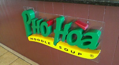 Photo of Asian Restaurant Pho Hoa Noodle Soup at 3460 S Redwood Rd, West Valley City, UT 84119, United States
