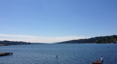 Photo of Beach Enatai Beach at 3519 108th Ave Se, Bellevue, WA 98004, United States