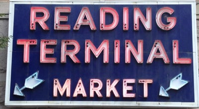 Photo of Market Reading Terminal Market at 51 N 12th St, Philadelphia, PA 19107, United States