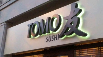 Photo of Sushi Restaurant Tomo Sushi at Krucza 16/22, Warszawa, Poland