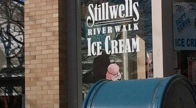 Photo of Ice Cream Shop Stillwell's ice Cream at 190 Water St, Exeter, NH 03833, United States