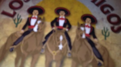 Photo of Mexican Restaurant Los Tres Amigos at 1111 N West Ave, Jackson, MI 49202, United States