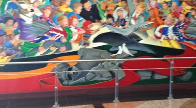 Photo of Art Gallery Children of the World Dream of Peace at Denver International Airport, Denver, CO 80249, United States