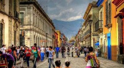 Photo of Trail Calle Macedonio Alcalá at Calle Macedonio Alcalá, Oaxaca, Mexico