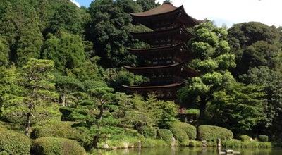 Photo of Buddhist Temple 瑠璃光寺 at 香山町7-1, 山口市 753-0081, Japan