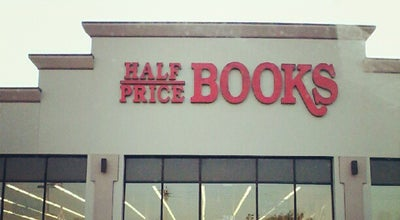 Photo of Bookstore Half Price Books at 2481 Fairview Ave. N, Roseville, MN 55113, United States