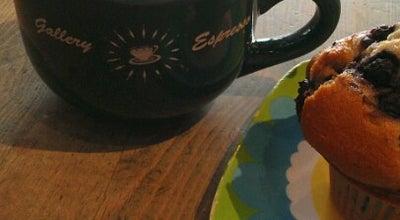 Photo of Coffee Shop Gallery Espresso at 234 Bull St, Savannah, GA 31401, United States