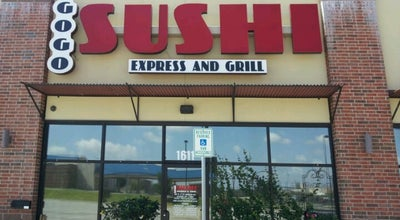 Photo of Sushi Restaurant GoGo Sushi Express & Grill at 1611 S. Service Rd., Moore, OK 73160, United States