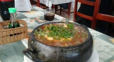 Photo of Brazilian Restaurant Restaurante e Churrascaria Tonhão Carreiro at Av. Das Nações, Qd.14, Lt.12, Vera Cruz, Aparecida de Goiânia, Brazil