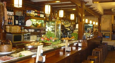 Photo of Tapas Restaurant Taverna del Racó del Plà at Calle Las Navas 40, Alicante O3001, Spain