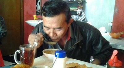 Photo of Asian Restaurant Soto Pak Broto Wonosobo at Indonesia