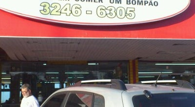 Photo of Bakery Panificadora Bom Pão at Av. Jerônimo De Albuquerque, 5, São Luís 65074-199, Brazil