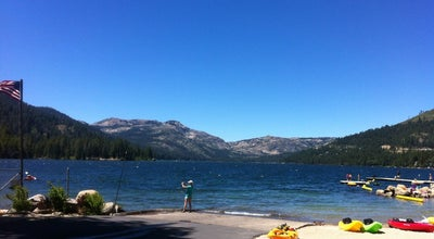 Photo of Lake Tahoe Donner Beach Club at 12915 Donner Pass Rd, Truckee, CA 96161, United States