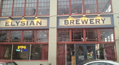 Photo of Brewery Elysian Brewing Company at 1221 E Pike St, Seattle, WA 98122, United States