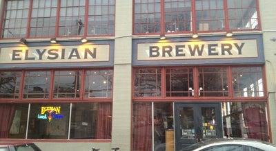 Photo of Brewery Elysian Brewing Company at 1221 E Pike St, Seattle, WA 98122, United States