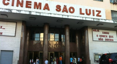 Photo of Indie Movie Theater Cinema São Luiz at R. Aurora, S/n, Recife 50060-290, Brazil