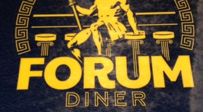 Photo of American Restaurant Forum Diner at 315 W Main St, Bay Shore, NY 11706, United States
