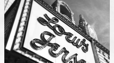 Photo of Indie Movie Theater Landmark Loews Jersey Theatre at 54 Journal Square, Jersey City, NJ 07306, United States