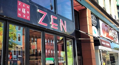 Photo of Sushi Restaurant Zen Restaurant at 41 Main St, Northampton, MA 01060, United States