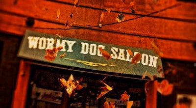 Photo of Music Venue Wormy Dog Saloon at 311 E Sheridan Ave, Oklahoma City, OK 73104, United States
