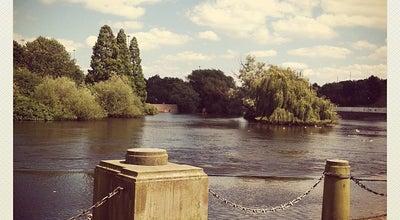 Photo of Park River Gardens at Derwent Street, Derby, United Kingdom