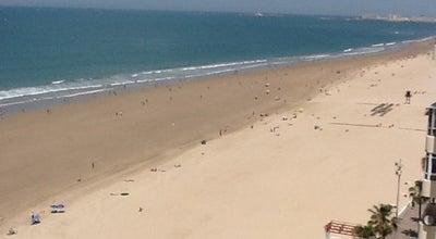 Photo of Beach La Cortadura at Ctra. De Andalucía Ca-33, Cádiz, Spain