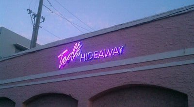 Photo of Bar Ted's Hideaway at 124 2nd St, Miami Beach, FL 33139, United States