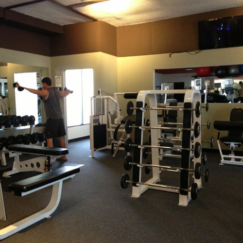 golds gym gay palm springs
