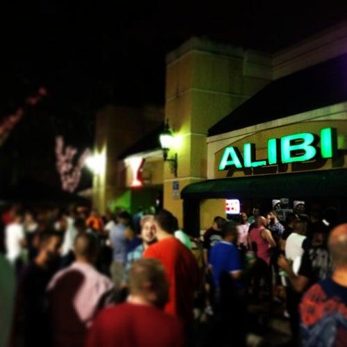gay bar alibi
