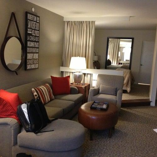 Le Parc Suite Hotel Reviews Photos West Hollywood Los Angeles Cities