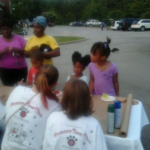 Queso for Critters hosted by the GBHS YP Board